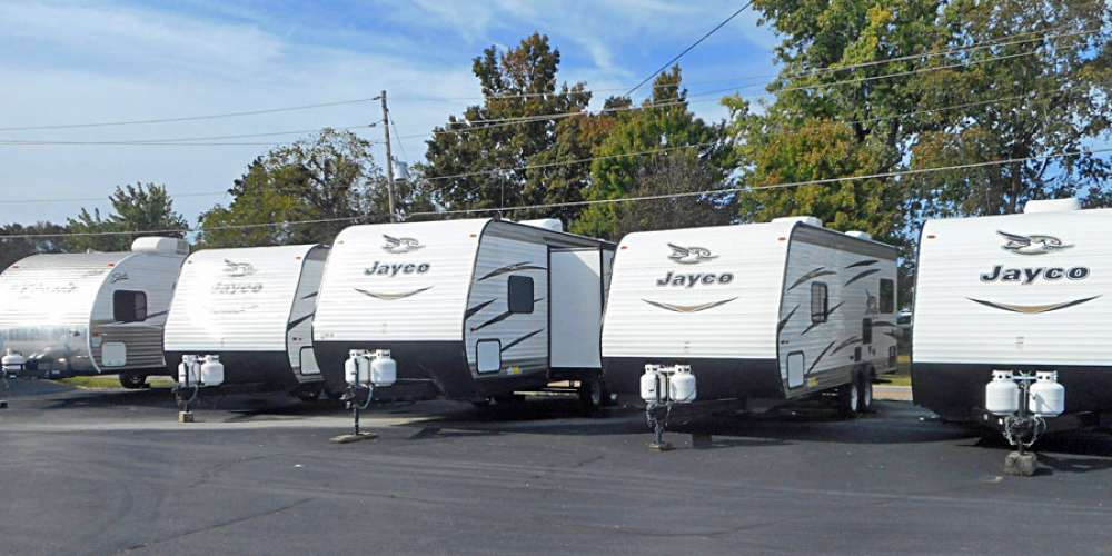 Irvine's is YOUR Jayco Dealer!